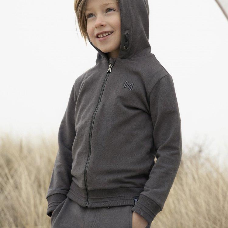 Koko Noko Jacke Nero für Jungen grau | N807