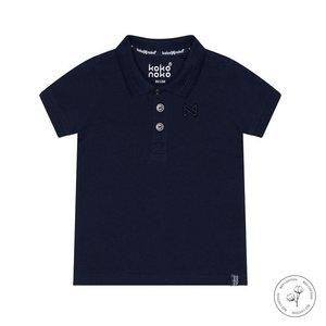 Koko Noko Poloshirt Noah für Jungen dunkelblau