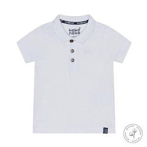 Koko Noko Poloshirt Noah für Jungen weiß