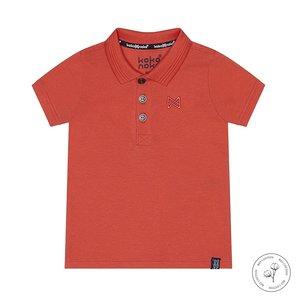Koko Noko Poloshirt Noah für Jungen orangerot