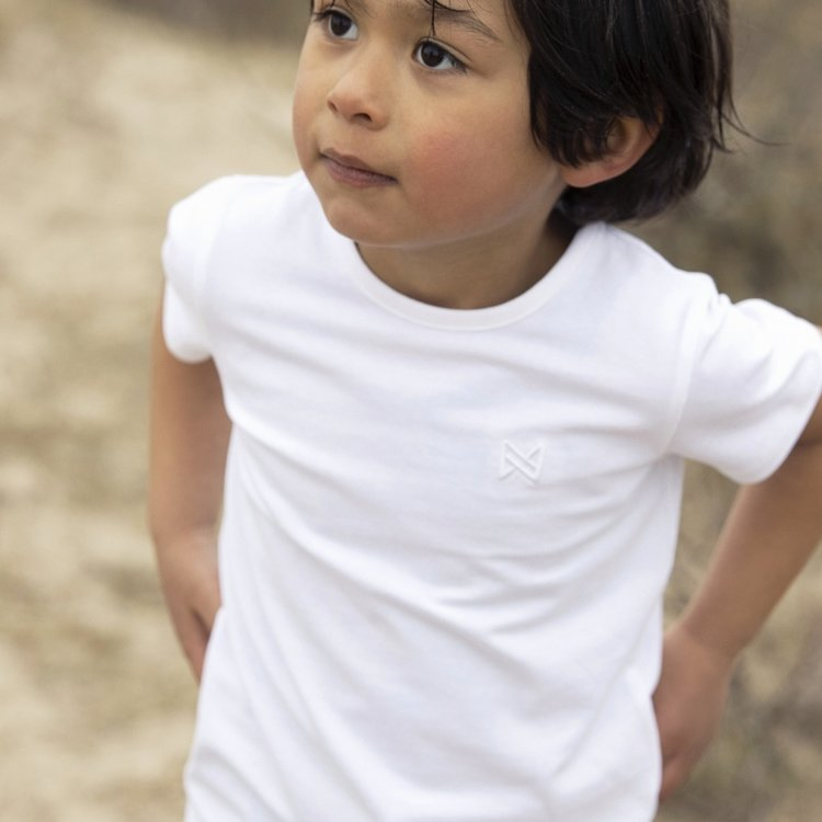 Koko Noko T-Shirt Nigel für Jungen weiß | N814