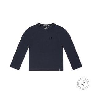 Koko Noko jongens shirt Nate donkerblauw