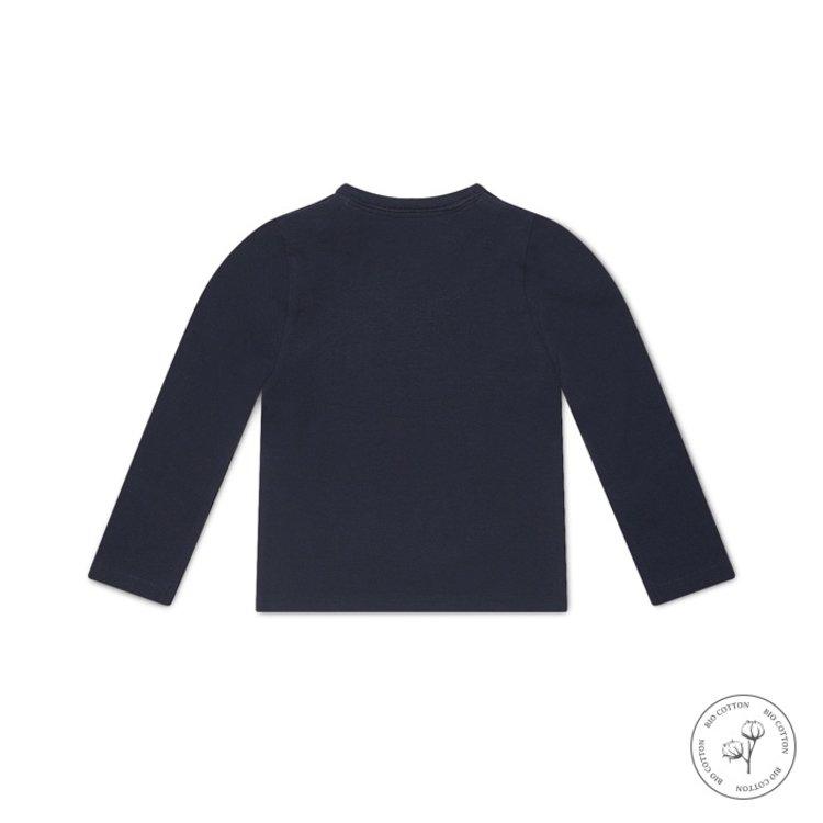 Koko Noko Shirt Nate für Jungen dunkelblau   N817
