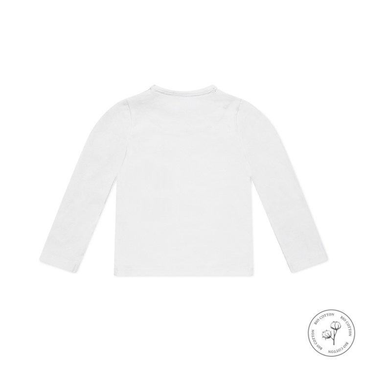 Koko Noko jongens shirt Nate wit | N818
