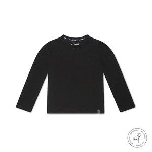 Koko Noko jongens shirt Nate zwart