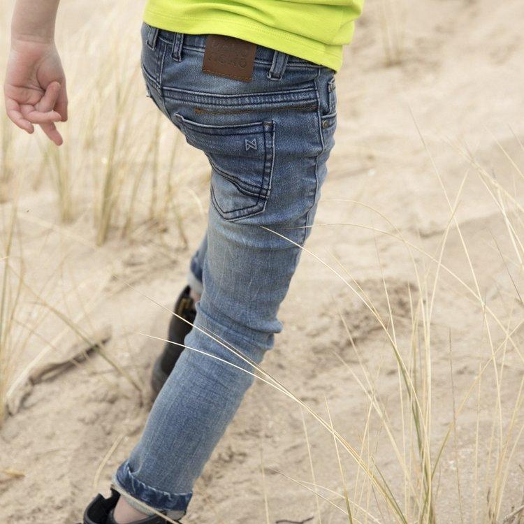 Koko Noko jongens jeans Nox blauw | N821