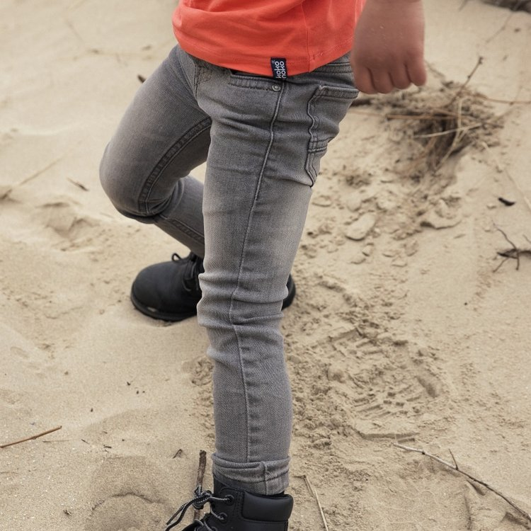 Koko Noko Jeans Nox für Jungen grau | N822