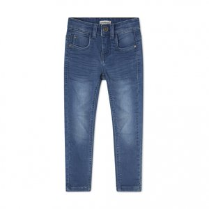 Koko Noko jongens jeans Novan knit blauw