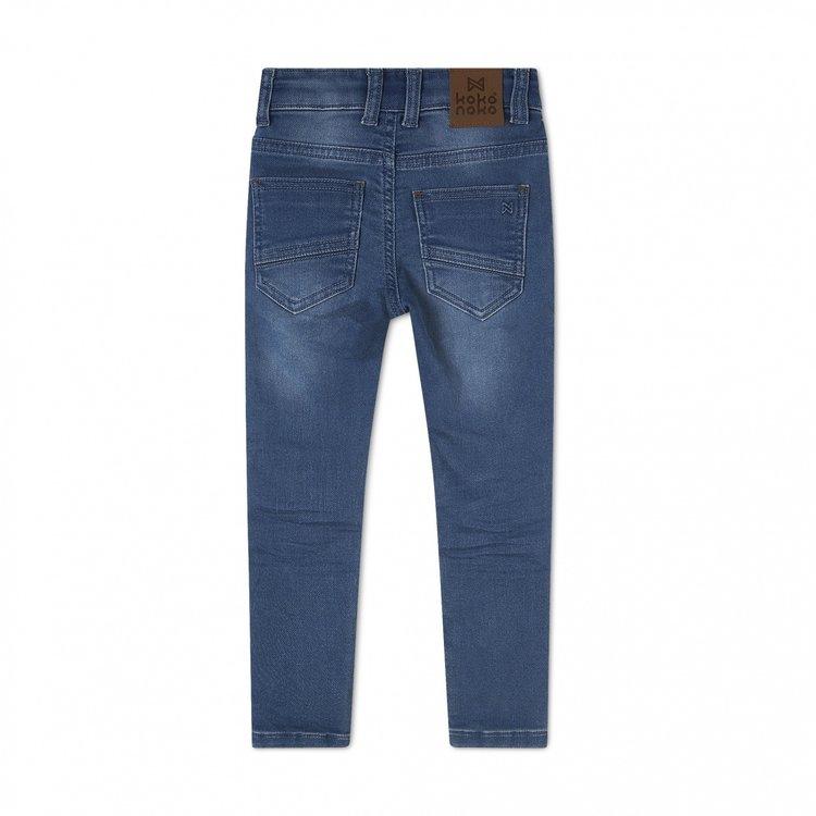 Koko Noko Jeans Novan für Jungen Knit blau   N824