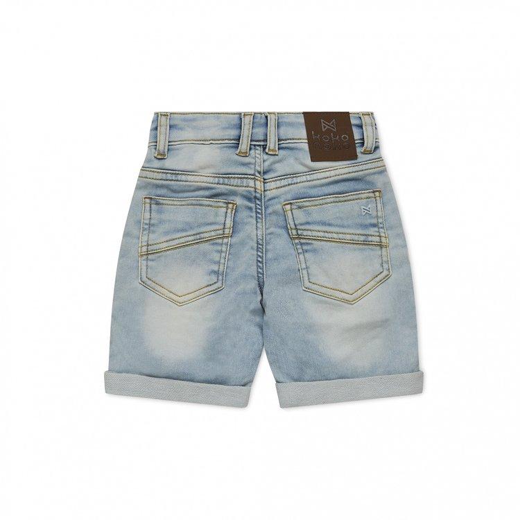 Koko Noko Jeans Shorts Knit Nils für Jungen | N825