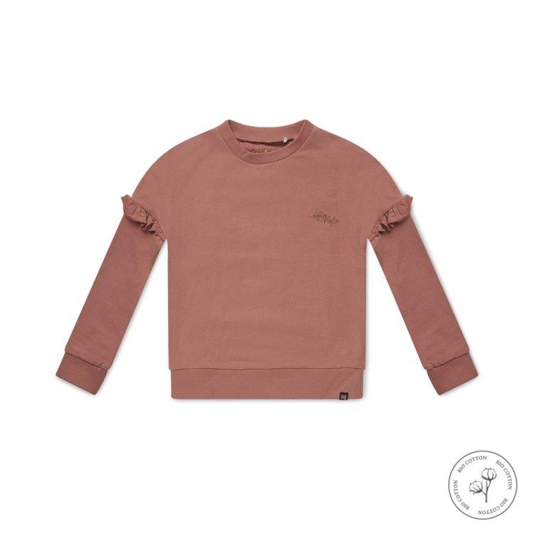 Koko Noko Sweatshirt Nova für Mädchen altrosa | N901