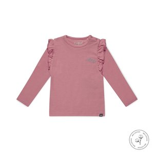 Koko Noko girls shirt long sleeves Nykee pink