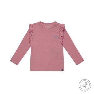 Koko Noko Langarmshirt Nykee für Mädchen rosa