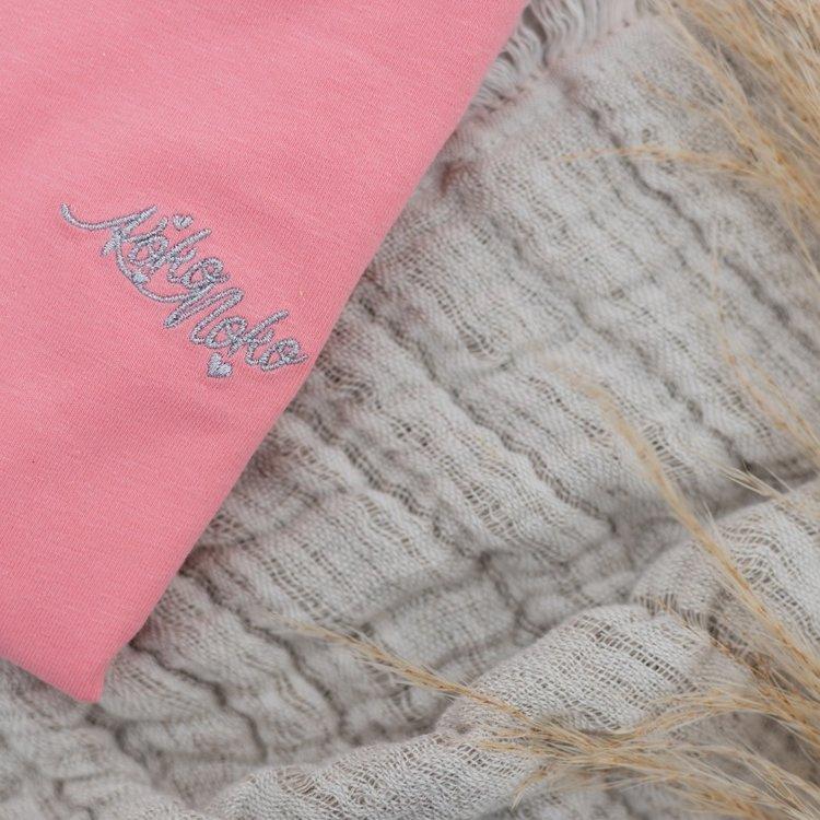 Koko Noko girls T-shirt Noemi pink | N916