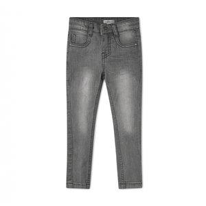 Koko Noko meisjes jeans Nelly grijs