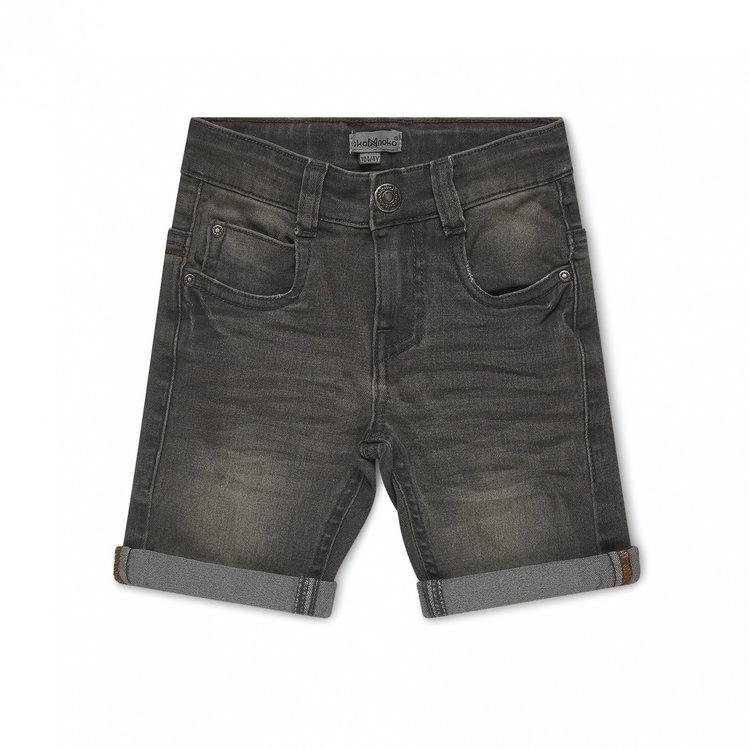 Koko noko jongens short grijs | E38884-37