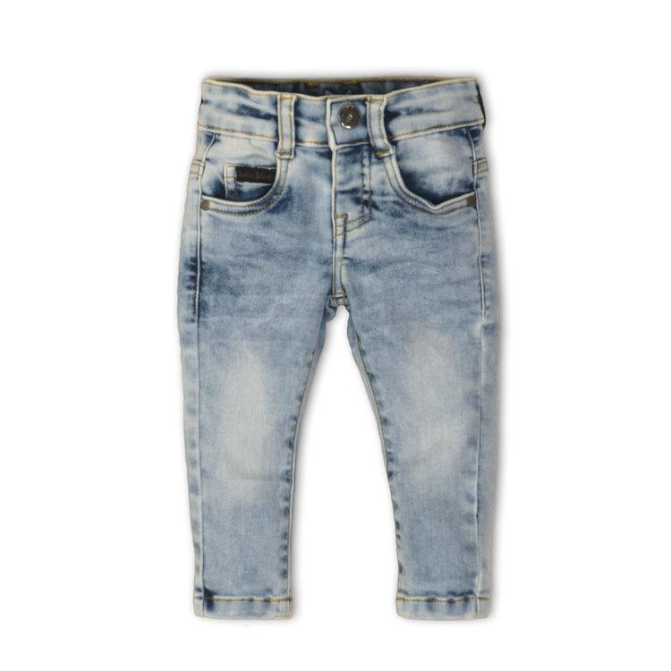 Koko Noko jongens jeans licht blauw | E34830-37WHS