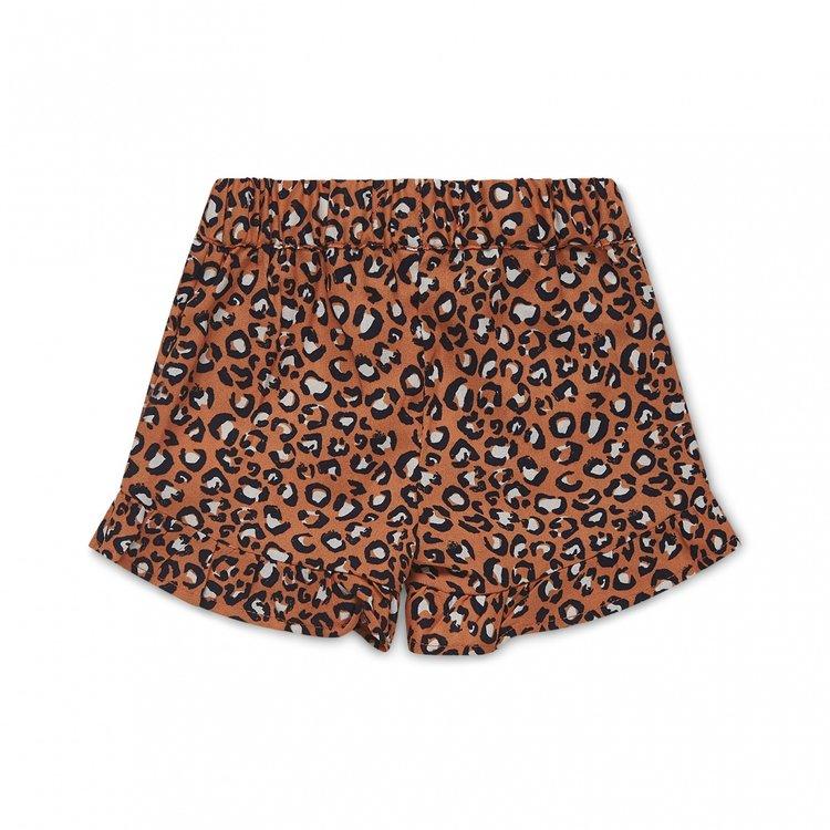 Koko Noko girls short with ruffles   E38983-37
