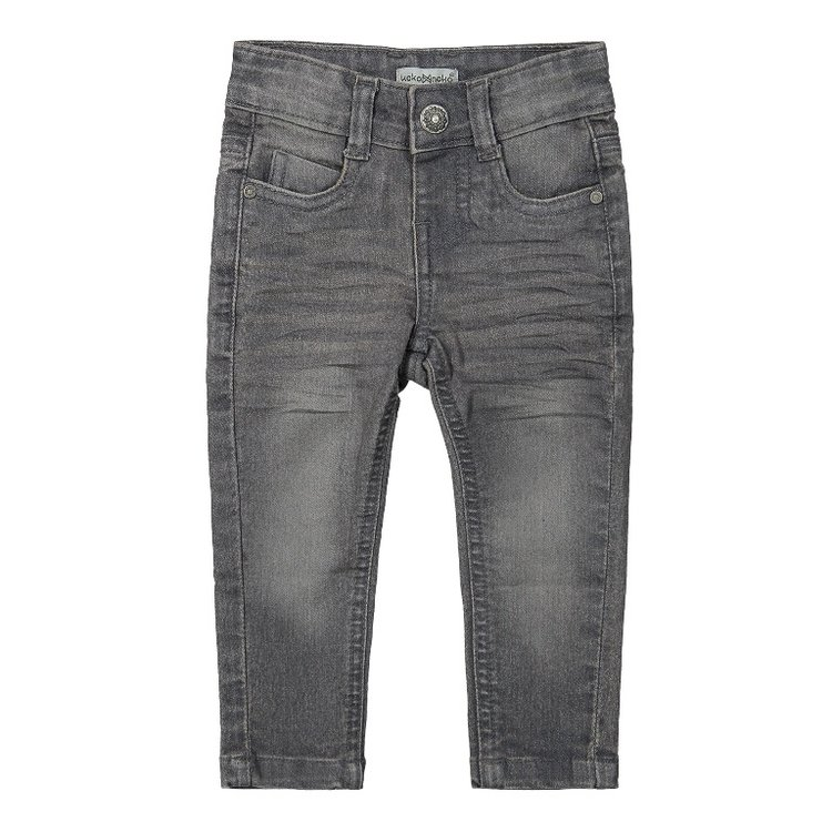 Koko Noko Mädchen Jeans grau   F40928-37