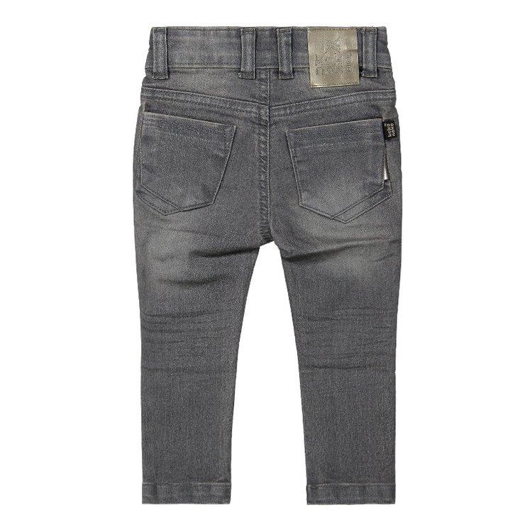 Koko Noko girls jeans grey | F40928-37