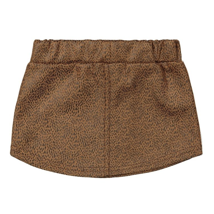 Koko Noko girls skirt camel   F40942-37