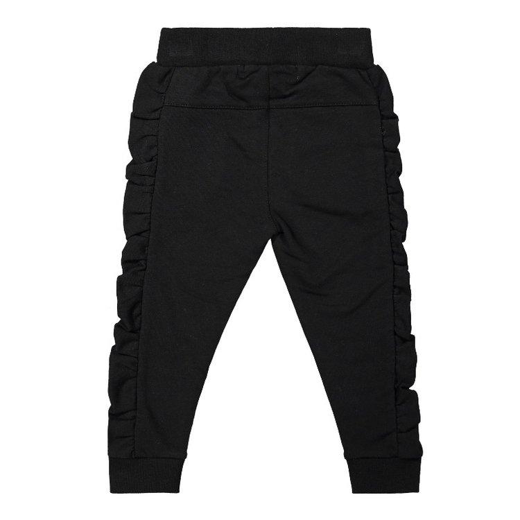 Koko Noko girls jogging pants black | F40955-37