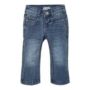 Koko Noko girls flared blue jeans