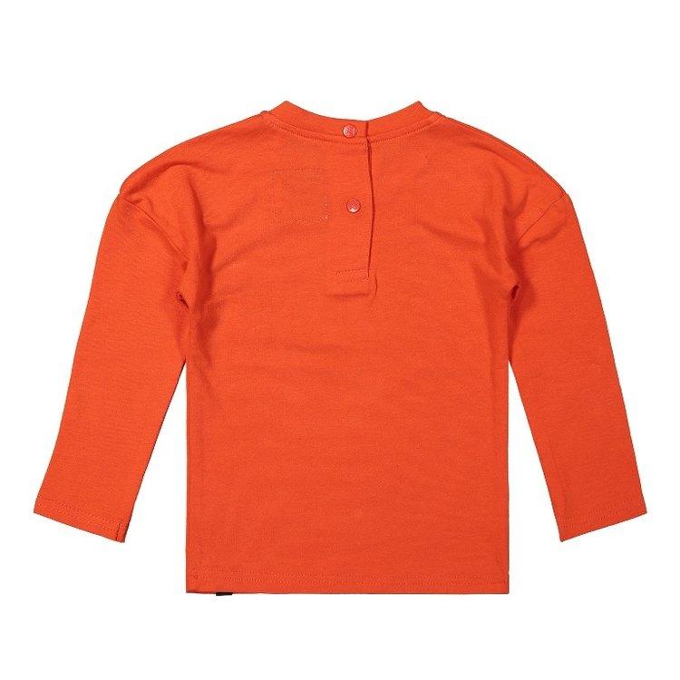 Koko Noko girls shirt red | F40986-37