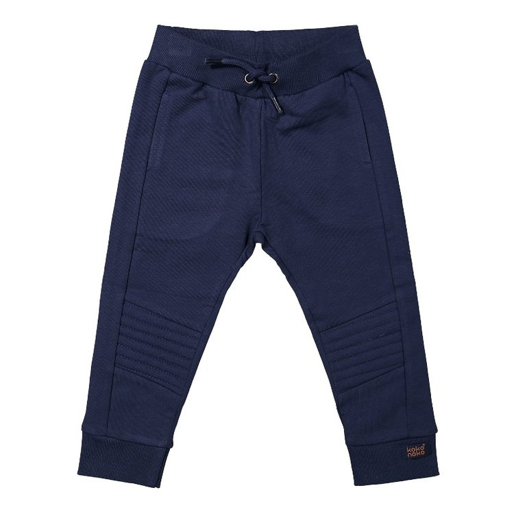 Koko Noko Jungen Jogginghose dunkelblau   F40805-37