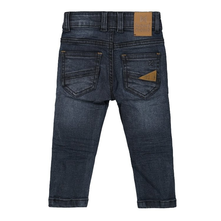 Koko Noko boys jeans dark blue   F40809-37