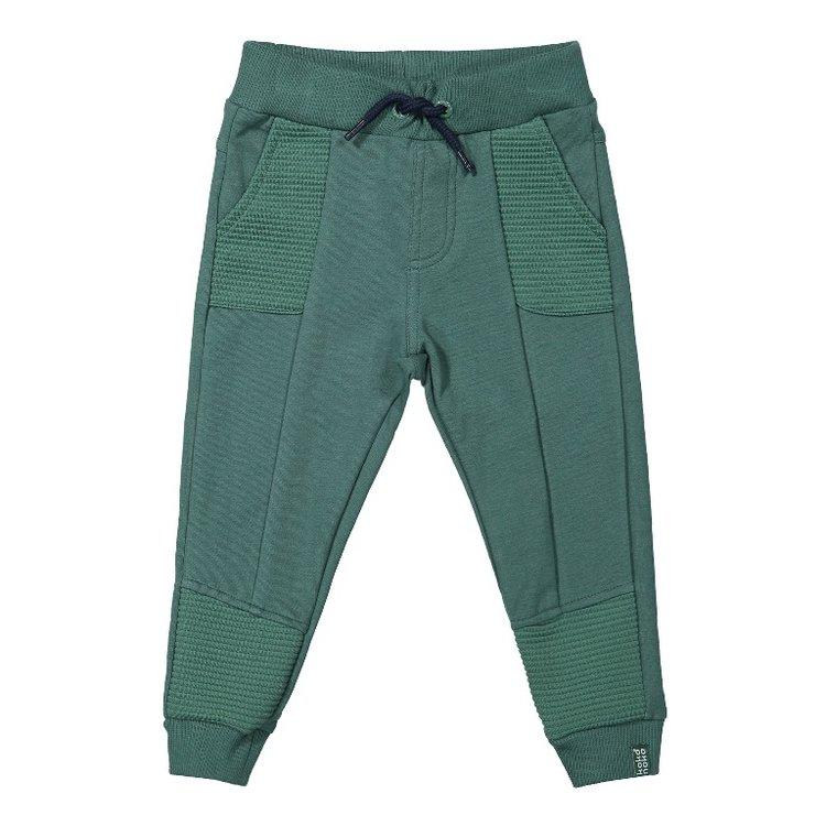 Koko Noko boys jogging pants green   F40812-37