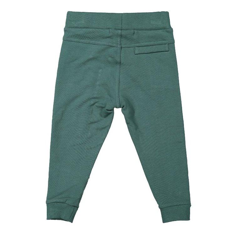 Koko Noko jongens joggingbroek groen | F40812-37