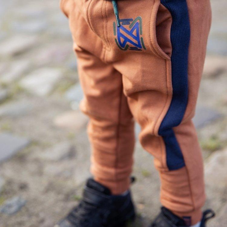 Koko Noko boys jogging pants camel   F40817-37