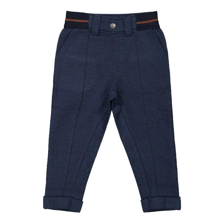 Koko Noko jongens broek donkerblauw | F40825-37