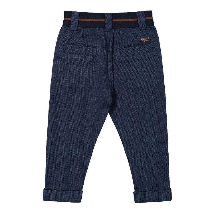 Koko Noko boys pants dark blue   F40825-37