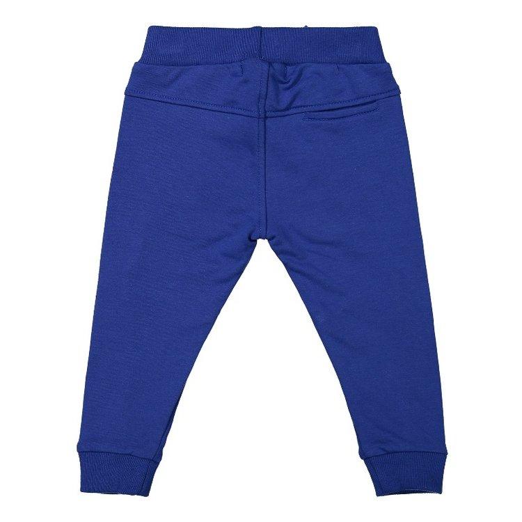Koko Noko boys jogging pants kobalt blue   F40830-37