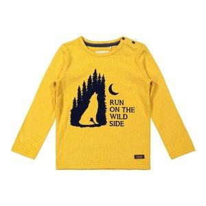 Koko Noko Jungen Shirt ockergelb