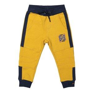 Koko Noko boys jogging trouser ocher yellow
