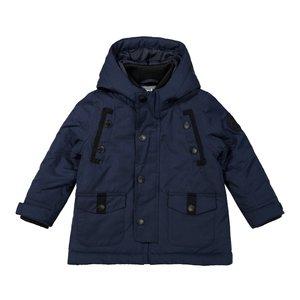 Koko Noko boys parka winter coat blue