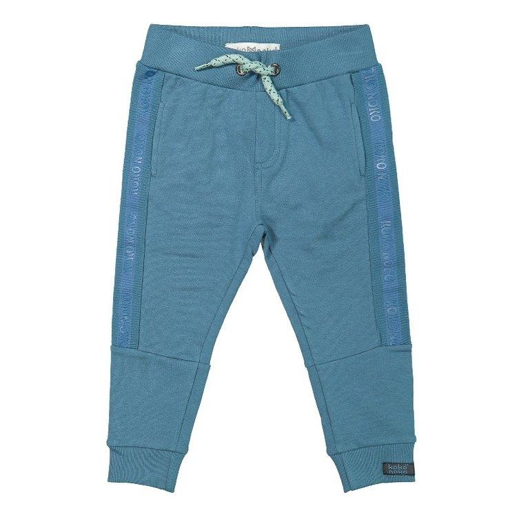 Koko Noko boys jogging pants petrol | F40843-37