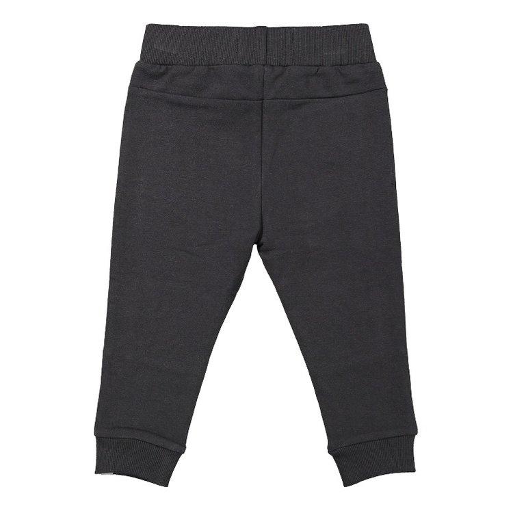 Koko Noko boys sweatpants dark grey petrol | F40851-37