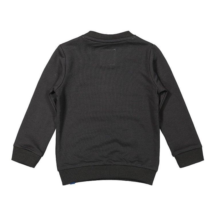 Koko Noko Jungen Pullover dunkelgrau   F40858-37