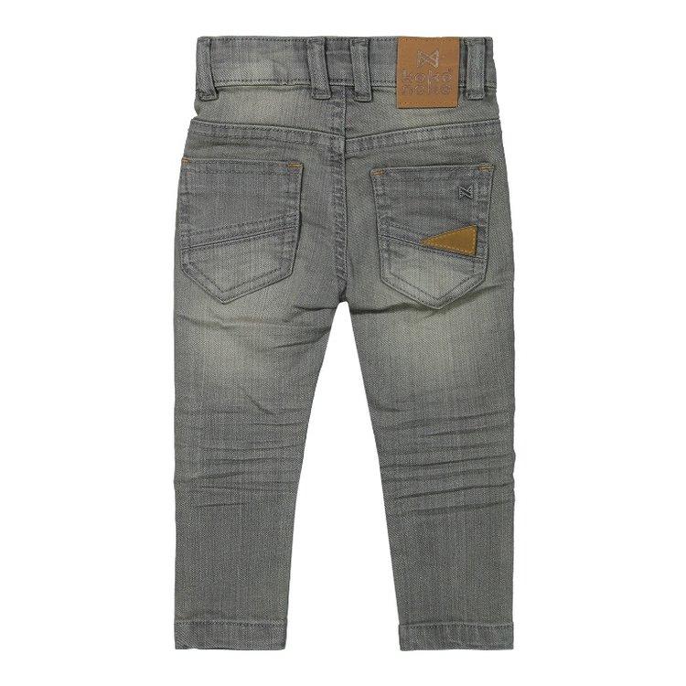 Koko Noko Jungen Jeans grau   F40859-37