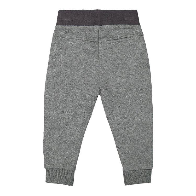 Koko Noko boys jogging pants light gray | F40866-37