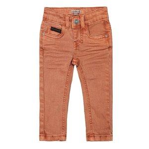 Koko Noko jongens jeans faded oranje