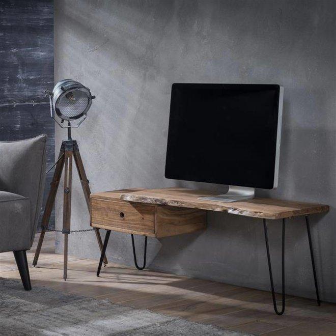 TV-meubel live edge
