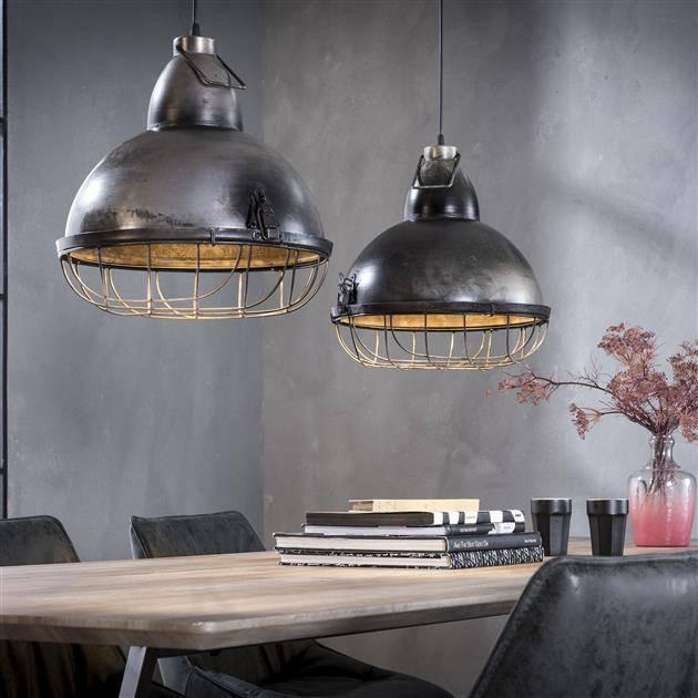 Alaska Hanglamp 2xØ38 industry raster