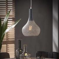 Hanglamp 1x industry concrete kegel