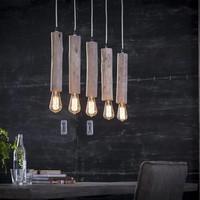 Hanglamp Eucalyptus, 5-Lampen