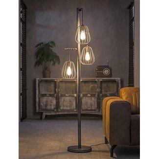 Alaska Vloerlamp 3L lampoon